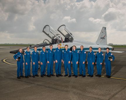 12 астронавтів NASA, які полетять на Марс