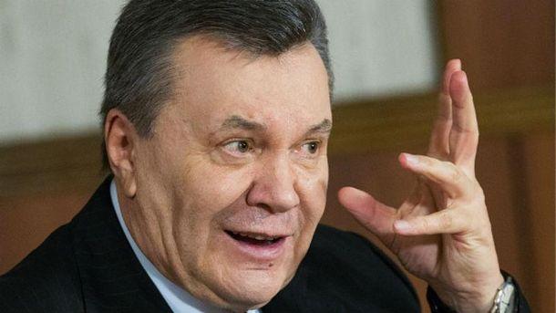 Янукович пообіцяв віддати «мільйони доларів» жителям Донбасу: Якщо знайдете