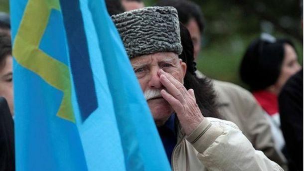 Притеснения в Крыму