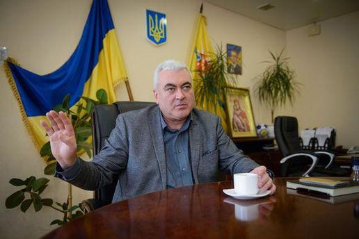 Мэра Энергодара Павла Музыку подозревают в совершении преступления