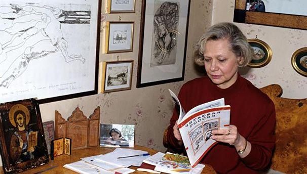 Юлія Хрущова