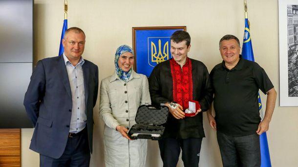 Сергій Князєв, Аміна Окуєва, Адам Осмаєв, Арсен Аваков