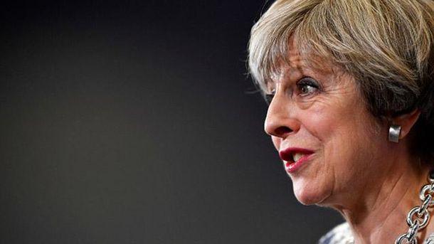 Тереза Мей переобралась у парламент