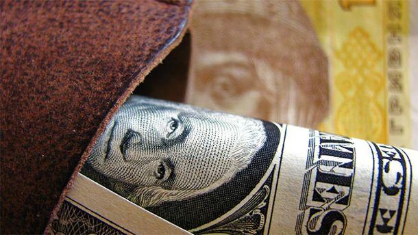 Наличный курс валют 9 июня в Украине
