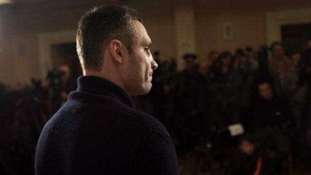 Кличко прокоментував відкриття справи НАБУ проти нього