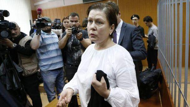 Засуджена бібліотекарка Наталія Шаріна вважає свій вирок несправедливим