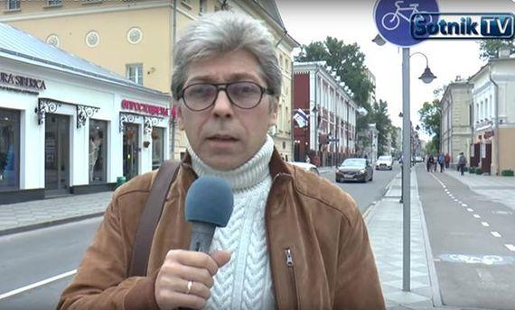 Думку москвичів про запровадження Україною віз із Росією дізнався Саша Сотник