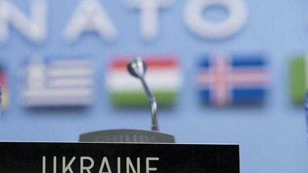Украина не спешит подавать заявку на членство в НАТО