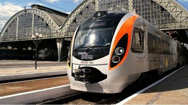 Еще один поезд поедет из Украины в Венгрию