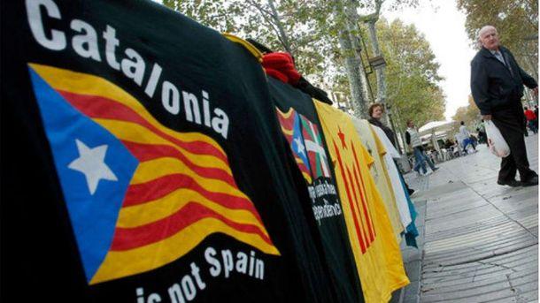 Каталонія може від'єднатись від Іспанії