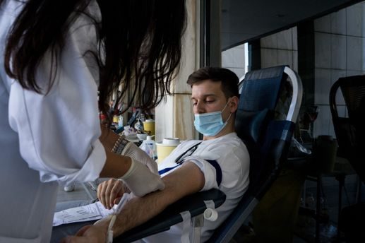 Завтра воВладивостоке пройдёт общегородская акция «Сдай кровь— сохрани жизнь!»