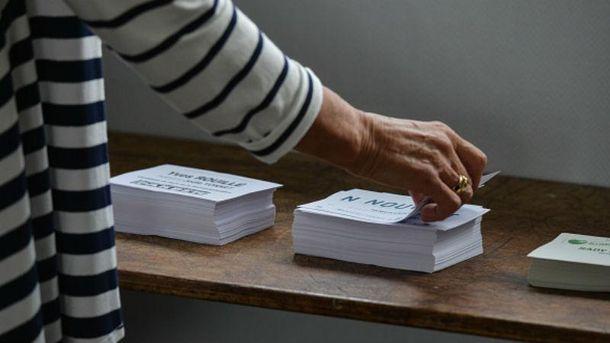 Парламентські вибори у Франції 2017: результати голосування