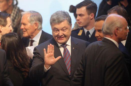 Порошенко сьогодні зустрінеться із президентом Словаччини