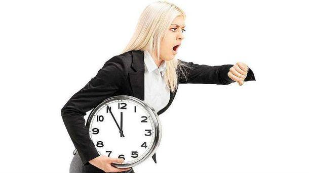 Люди, которые опаздывают, более успешные