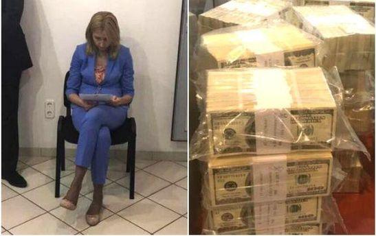 Суд избрал залог для чиновницы из ФГВФЛ, которая погорела на 5-миллионой взятке