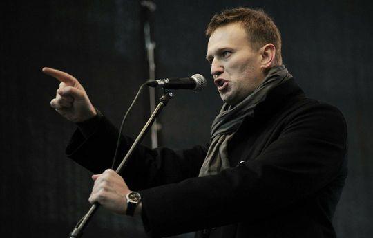 Алексей Навальный считает, что референдум в Крыму в 2014 году является фальшивкой