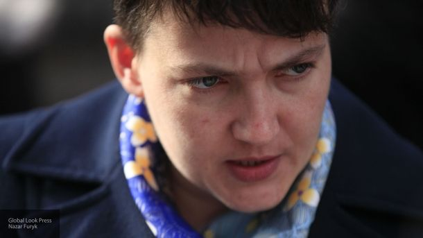Савченко рассказала, как изменить Украину