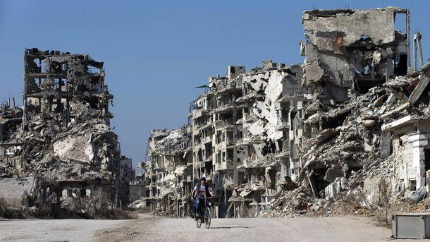 Наслідки війни у Сирії