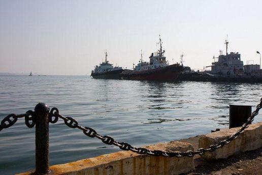Порт у Керчі