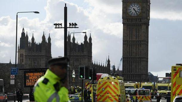 Теракт в Лондоне: террористы хотели снять грузовик