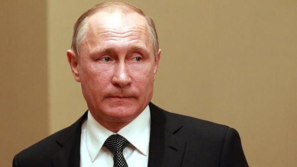 Зостаннього інтерв'ю Путіна стало відомо про його онуків