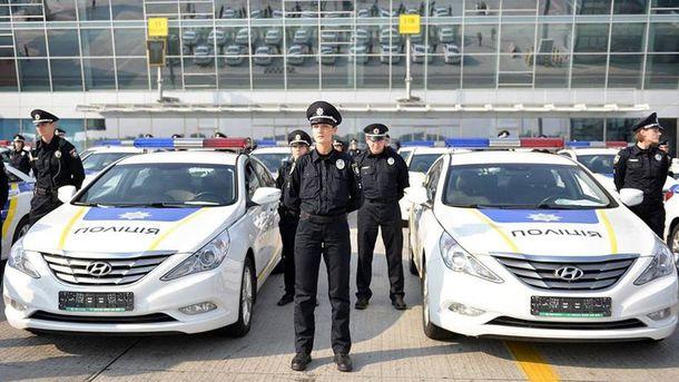 Поліція на Hyundai