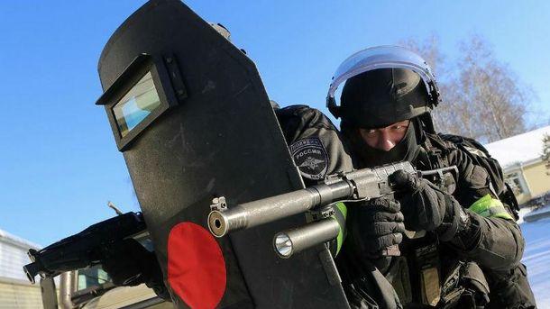 Стрілянина в Росії (Ілюстрація)