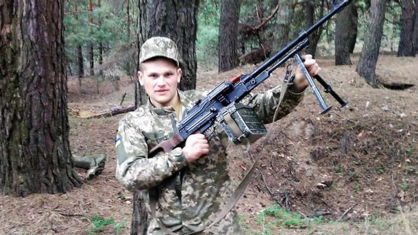 ВАТО вбоях заЖолобок загинув боєць 93-ї бригади