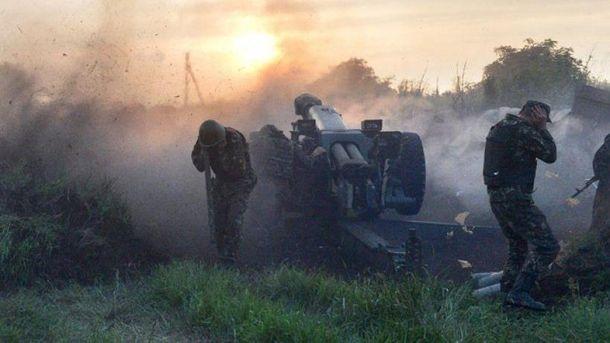 Українські військові зазнали великих втрат, майже десяток поранені