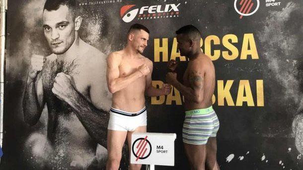 4 нокдауна: украинский боксер блестяще победил экс-чемпиона мира