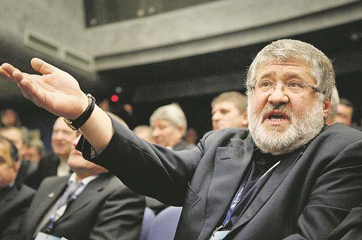 Коломойский потребовал расторгнуть соглашение опоручительстве виске кНБУ