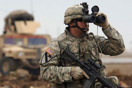Солдат армії США