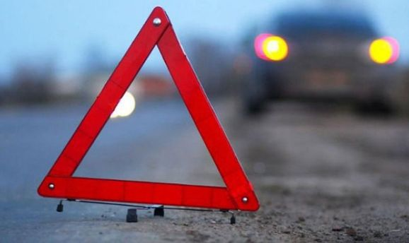 Авария возле Львова