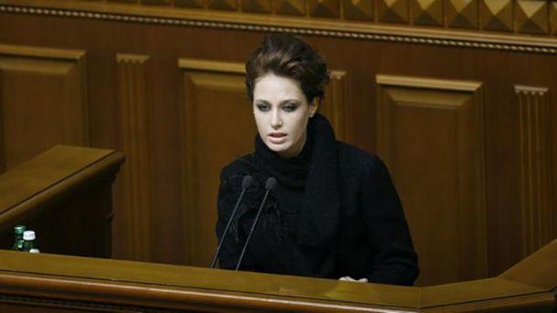 Ірина Бережна