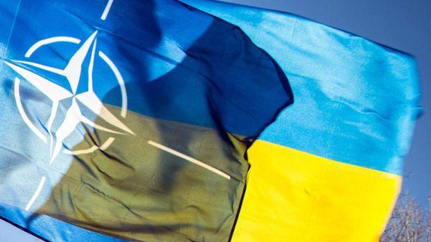 Украине, чтобы стать членом НАТО, следует много сделать