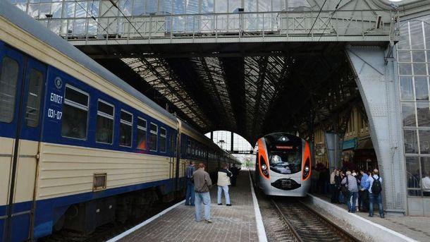 Новый поезд Львов – Варна (Иллюстрация)