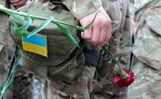 НаДонбасі один поранений український військовий— штаб