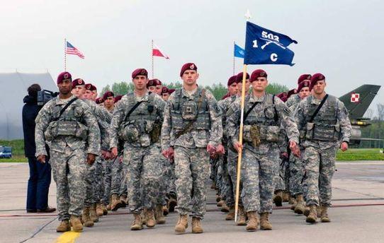 Американські військові