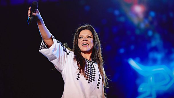 Руслана вплоть доэтого времени неполучила гонорар завыступление на«Евровидении-2017»