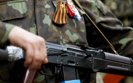 Боевики на Донбассе выдают себя за мирных жителей