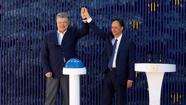 Асоціація Україна-ЄС: угода набуде чинності 1 вересня,— Мінгареллі