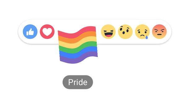 Facebook присоединился к Pride Month