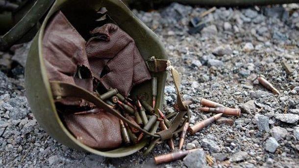 Штаб АТО: Сьогодні вДонбасі загинув військовий