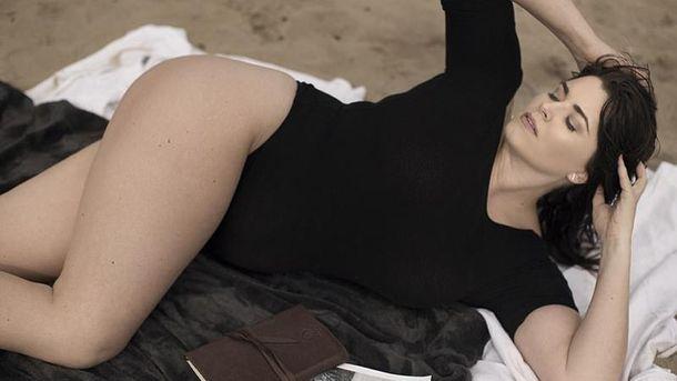Моделі plus-size знялися для італійського Vogue