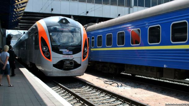 Скільки коштує квиток на поїзд до Болгарії
