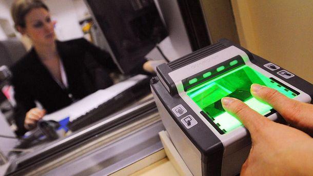 Оформлення біометричного паспорту