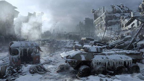 Games официально анонсировала Metro Exodus