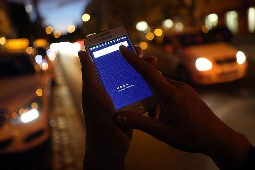 Uber значительно поднял цены вгосударстве Украина