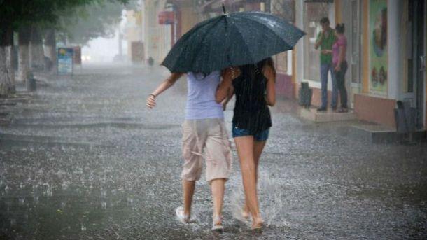 Прогноз погоди на 13 червня в Україні