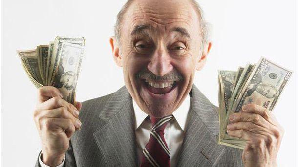 Пенсия в Украине, которая должна была бы обеспечить счастливую жизнь украинцев